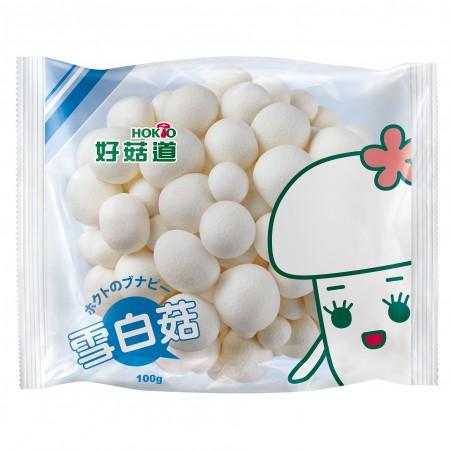 好菇道雪白菇(100G*30包/箱)