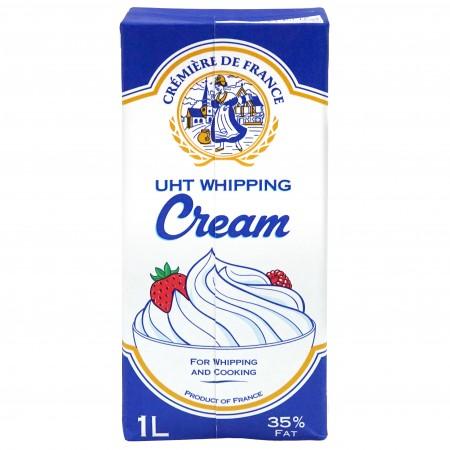 Laita萊塔動物鮮奶油35% 1L  UHT Whipping Cream