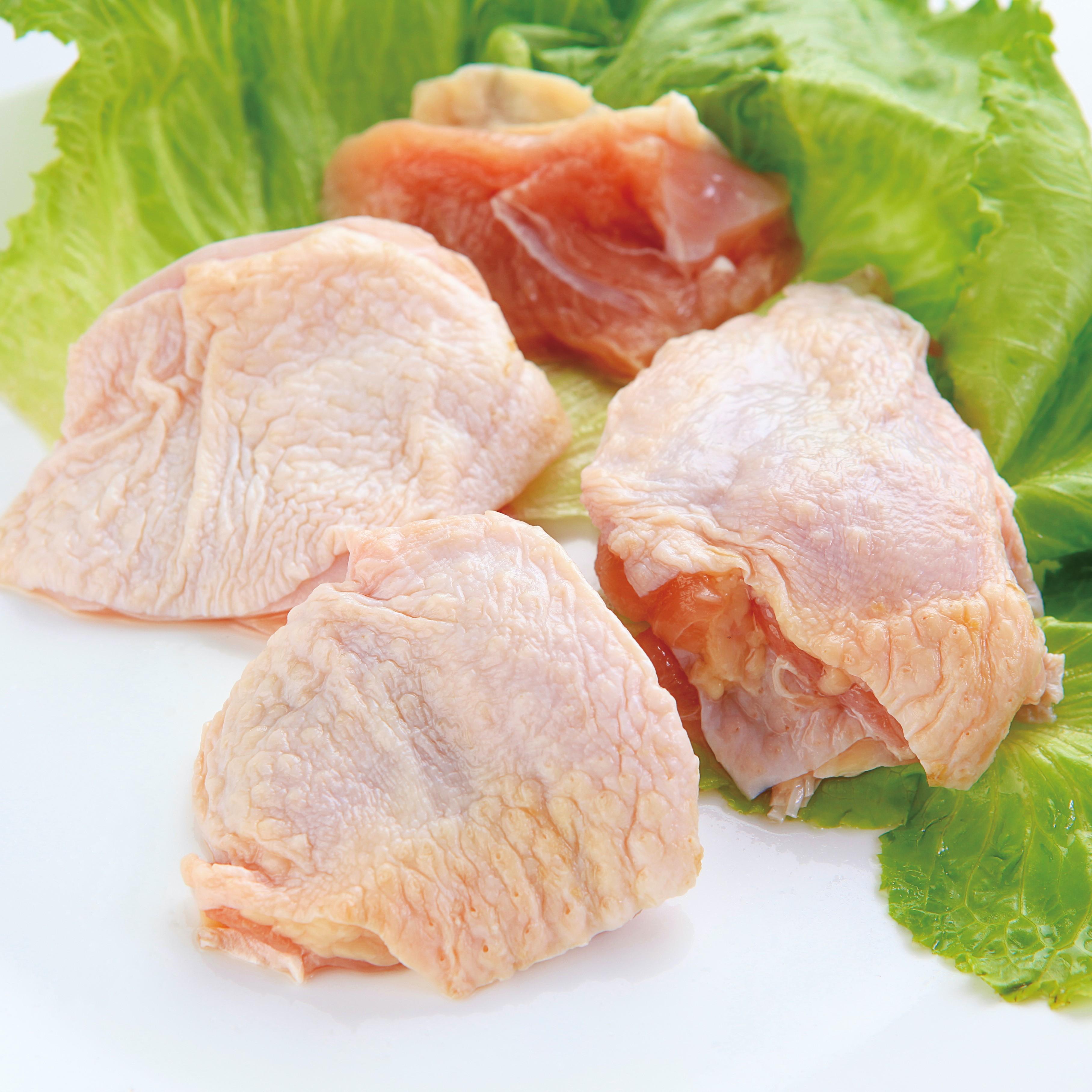 帶皮去骨雞腿排肉(45~55g/塊) 3kg