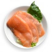 煙燻鮭魚(切片) 200g