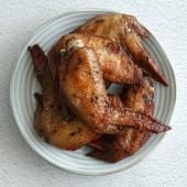 【熱銷品】十三香燒烤二節雞翅 1kg