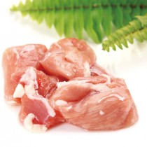 去皮雞腿肉丁(20~30g/塊) 3kg
