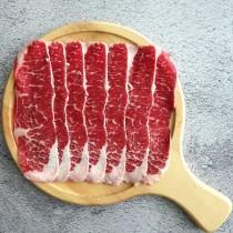 1855牛板腱肉片(CHOICE) / 牛肉片