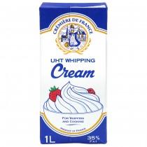 Laita萊塔鮮奶油35% 1L  UHT Whipping Cream