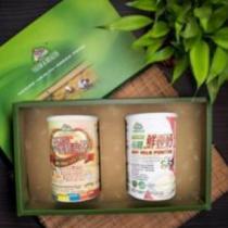 [禮盒]鮮豆奶+小麥胚芽E