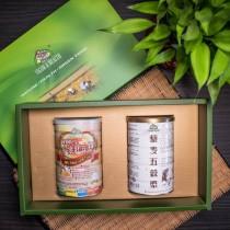 [禮盒]藜麥五榖漿+小麥胚芽E