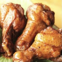 【熱銷品】燒烤十三香小雞腿 1kg  (買10送1)