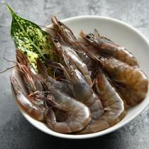 菲律賓活凍白蝦600g